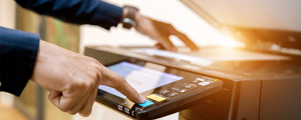 managed print services
